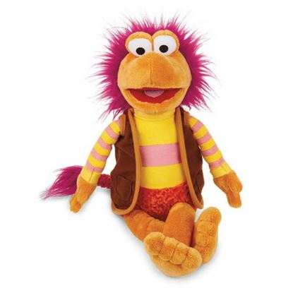 Picture of PELUCHE FRAGGLE ROCK GOBO 43 cms