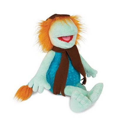Picture of PELUCHE FRAGGLE ROCK BOMBO (BOOBER) 43 cms