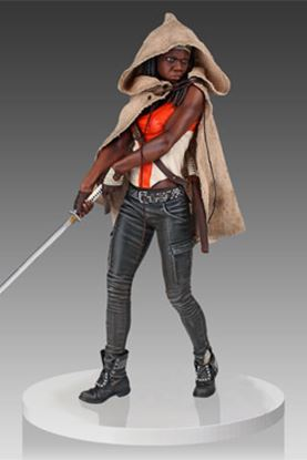 Picture of The Walking Dead Estatua Michonne 44 cm