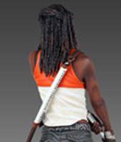 Picture of The Walking Dead Estatua Michonne 44 cm