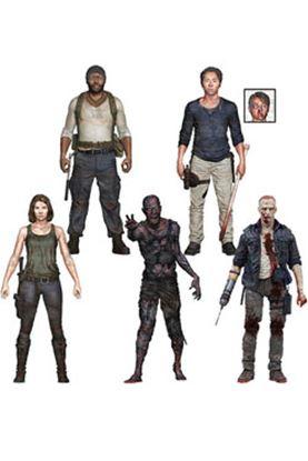 Picture of The Walking Dead TV Version S5 Surtido Figuras 15 cm (12)