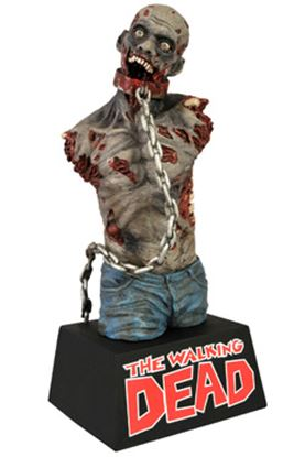 Picture of The Walking Dead Hucha Zombie #2 20 cm