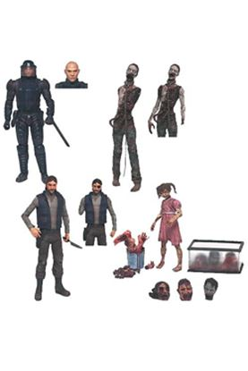 Picture of The Walking Dead Comic Version Serie 2 Caja de 12 Figuras 15 cm