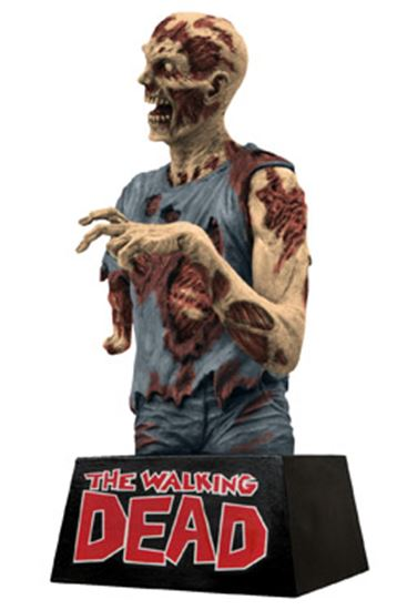 Picture of The Walking Dead Hucha Zombie 20 cm