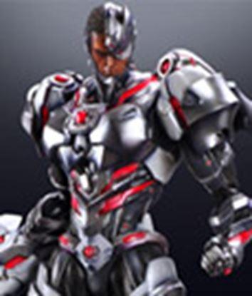 Picture of DC Comics Variant Play Arts Kai Vol. 4 Figura Cyborg