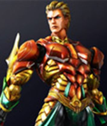 Imagen de DC Comics Variant Play Arts Kai Vol. 4 Figura Aquaman