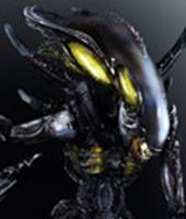 Picture of Aliens Colonial Marines Variant Play Arts Kai Figura Spitter