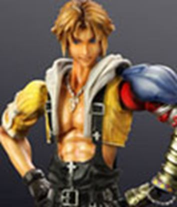 Picture of Final Fantasy X HD Remaster Play Arts Kai Figura Tidus