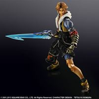 Picture of Final Fantasy X HD Remaster Play Arts Kai Figura Tidus