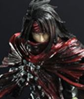 Picture of Final Fantasy VII Play Arts Kai Vincent Valentine Exclusive Metallic Ver.