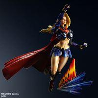 Picture of DC Comics Variant Play Arts Kai Vol. 3 Figura Supergirl