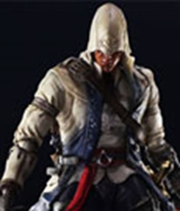 Picture of Assassin´s Creed III Play Arts Kai Figura Connor Kenway