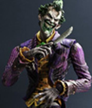 Picture of Batman Arkham City Play Arts Kai Figura Joker