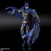Picture of Batman Arkham City Play Arts Kai Figura Batman 1970s Batsuit Skin