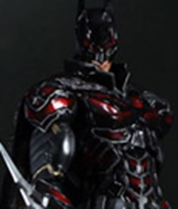 Imagen de DC Comics Variant Play Arts Kai Figura Batman Limited Color Ver.