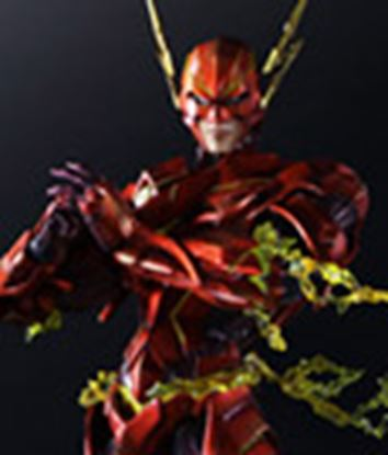 Imagen de DC Comics Variant Play Arts Kai Vol 2. Figura The Flash