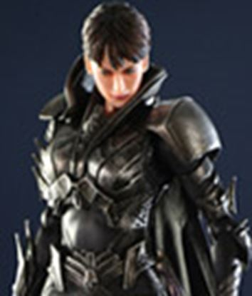 Imagen de Man Of Steel Play Arts Kai Figura Faora-Ul