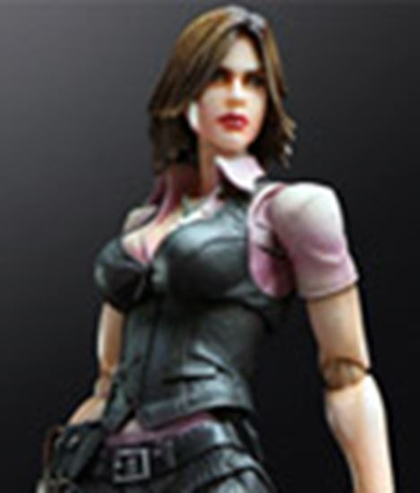 Foto de Resident Evil 6 Play Arts Kai Figura Helena Harper