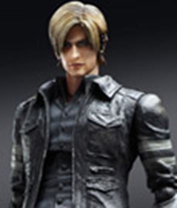 Picture of Resident Evil 6 Play Arts Kai Figura Leon S. Kennedy