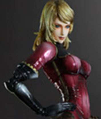 Picture of Captain Harlock Play Arts Kai Figura Kei