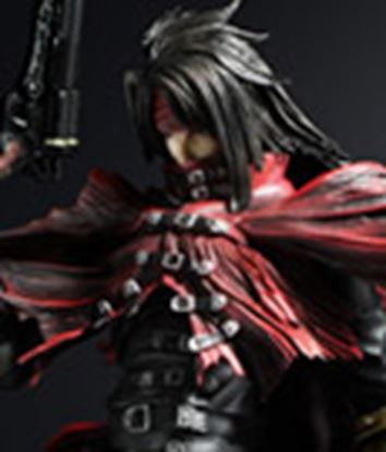 Picture of Final Fantasy VII Play Arts Kai Figura Vincent Valentine