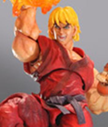 Picture of Super Street Fighter IV Play Arts Kai Vol. 4 Ken