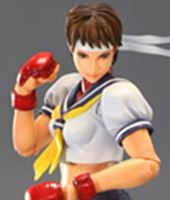 Picture of Super Street Fighter IV Play Arts Kai Vol. 4 Sakura