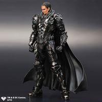 Foto de Man Of Steel Play Arts Kai Figura General Zod