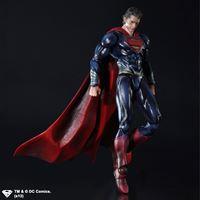 Foto de Man Of Steel Play Arts Kai Figura Superman