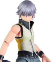 Picture of Kingdom Hearts 3D Play Arts Kai Figura Riku