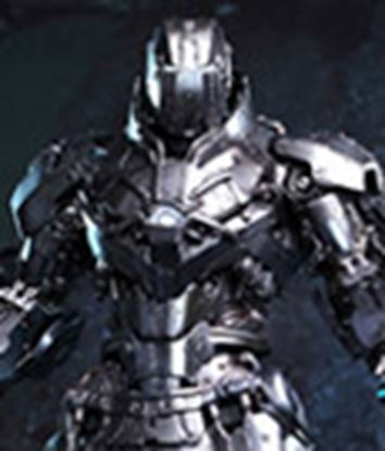 Picture of Iron Man 2 Figura MMS Diecast 1/6 Whiplash Mark II