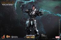 Picture of Iron Man 2 Figura MMS Diecast 1/6 Whiplash Mark II