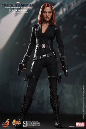Picture of Capitán América El Soldado de Invierno Figura Black Widow