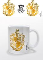 Picture of Harry Potter Taza Hufflepuff Stencil Crest