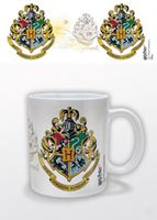 Picture of Harry Potter Taza Hogwarts Crest