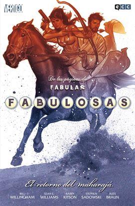 Picture of FABULOSAS NÚM. 03: EL RETORNO DEL MAHARAJÁ