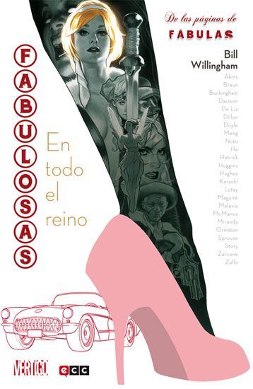 Picture of FABULOSAS NÚM. 04: EN TODO EL REINO