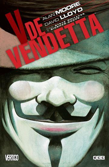 Picture of V DE VENDETTA