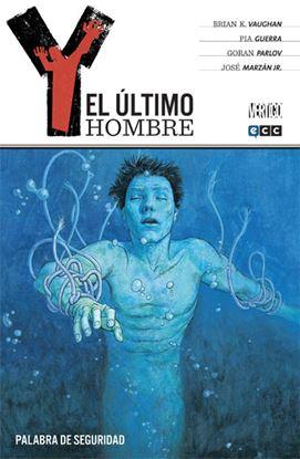 Picture of Y, EL ÚLTIMO HOMBRE NÚM. 04: PALABRA DE SEGURIDAD