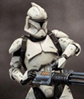 Picture of Star Wars Figura Deluxe Veteran Clone Trooper