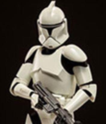 Picture of Star Wars Figura Deluxe Shiny Clone Trooper