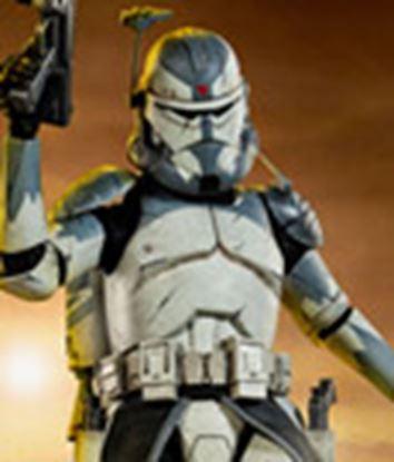Picture of Star Wars The Clone Wars Figura Clone Commander Wolffe