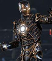 Picture of Iron Man 3 Figura Iron Man Mark XLI Bones