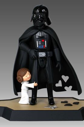 Picture of Star Wars Maquette y Libro Darth Vader´s Little Princess