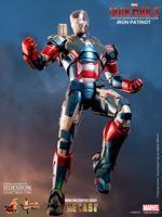 Picture of Iron Man 3 Figura MMS Diecast Iron Patriot