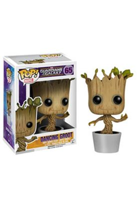 Picture of Guardians of the Galaxy POP! Vinyl Cabezón Dancing Groot