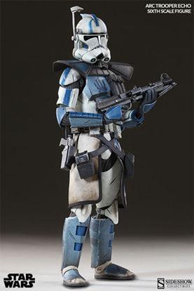 Picture of Star Wars The Clone Wars Figura Arc Clone Trooper Echo Phase II Armor