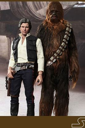Picture of Star Wars Pack Figuras Han Solo & Chewbacca