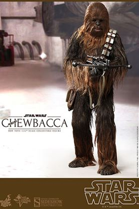 Picture of Star Wars Figura Chewbacca  1/6 Hot Toys