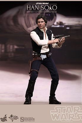 Picture of Star Wars Figura Han Solo 1/6 Hot toys